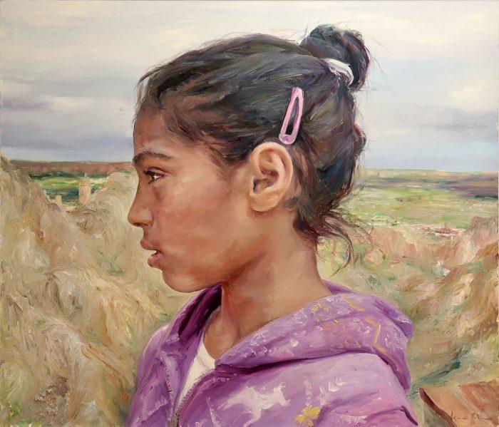 'Lucía' de Leonor E. Solans Gracia