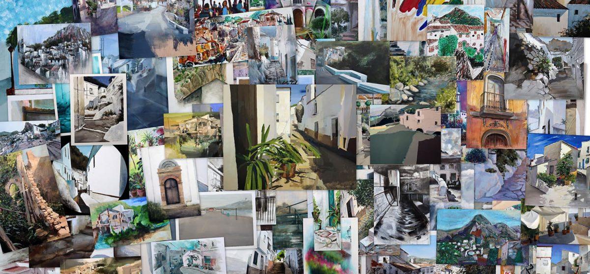 Obras presentadas en el concurso 2021